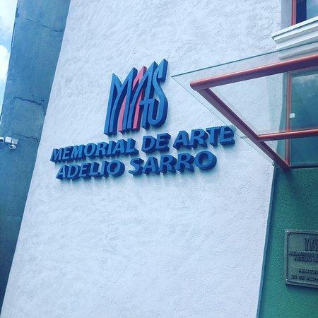 Vinhedo: Memorial de Arte Adelio Sarro