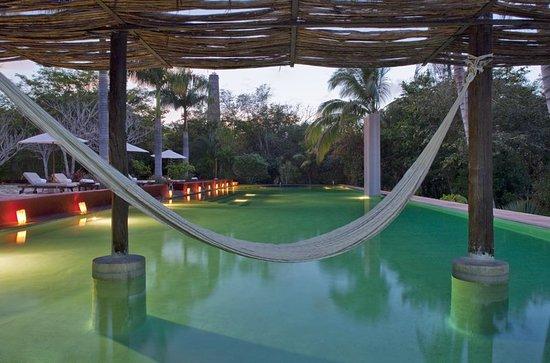 Tixkokob, México: Pool