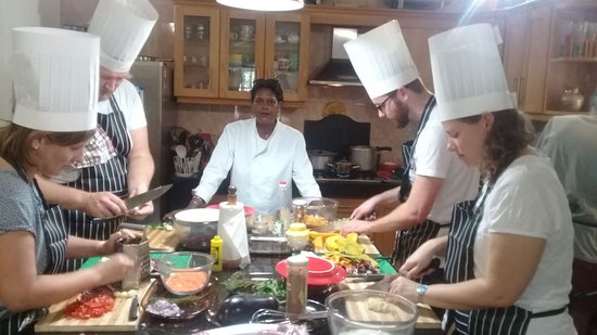 ‪Feast Of Mauritius - Cooking Classes‬