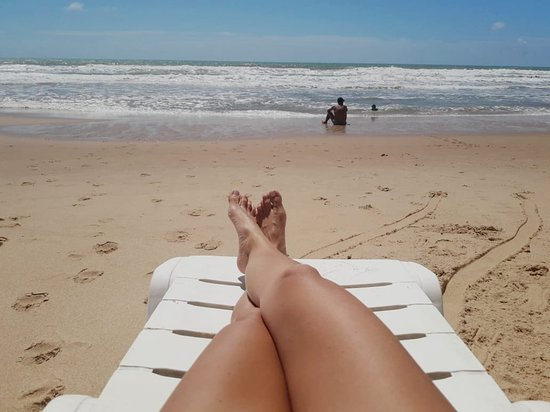 Praia Imbassaí Foto