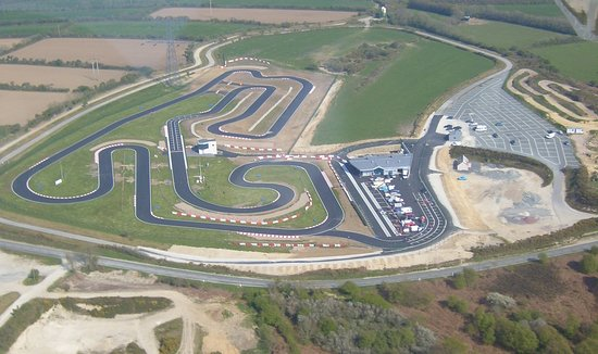 AS Karting Circuit de la Hague