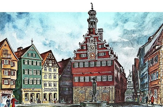 Esslingen City Tours