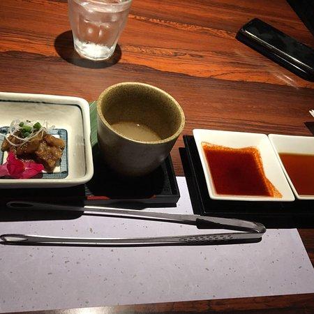 Charcoal cuisine Kobe beef Ikuta Picture