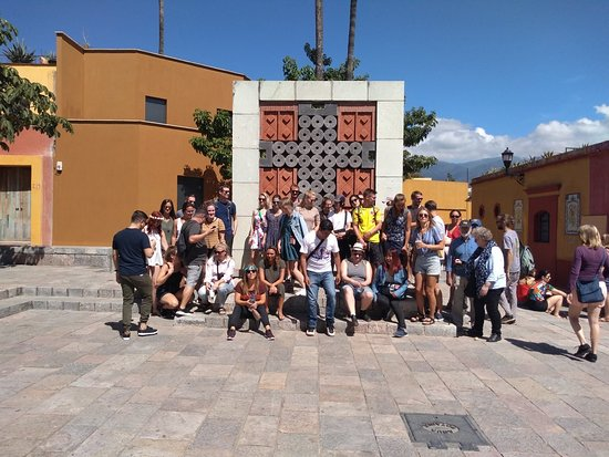 Oaxaca Free Walking Tour