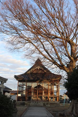 Ikuji no Sui Shrine