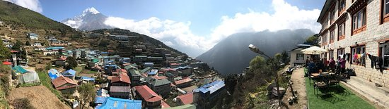 Namche Bazaar Photo