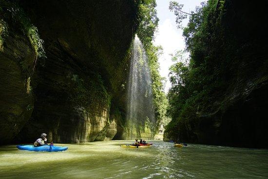 Cubarral, Colombia: Cañón del Rio Güejar, un maravilloso lugar que tenes que conocer en Colombia