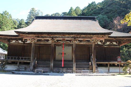 Saimyo-ji Temple Main Hall