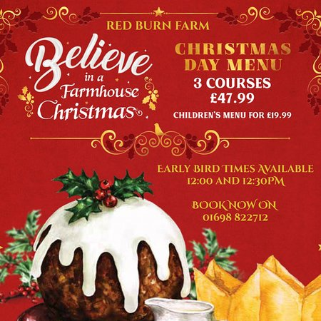 Red Burn Farm Restaurant (Dining & Carvery)