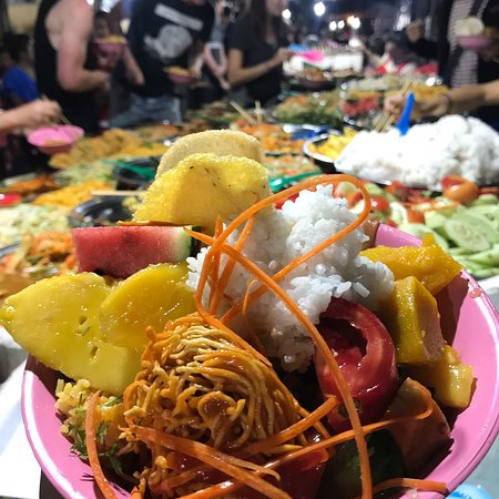 Vegetarian Buffet Εικόνα