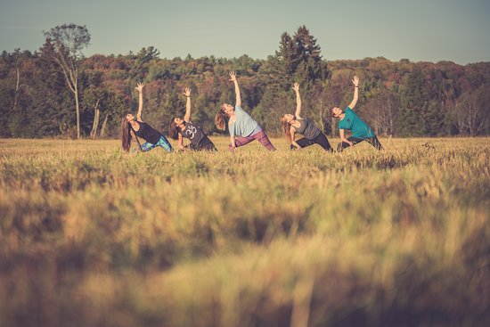 Bracebridge, Canadá: Zen MusKoka - Amazing Yoga Teachers