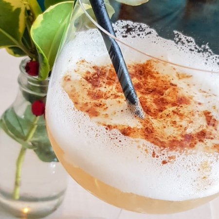 New sherbert cocktail on the menu