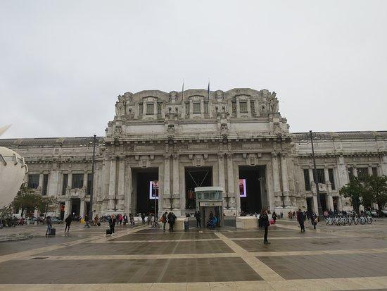 Estacion Central de Milan