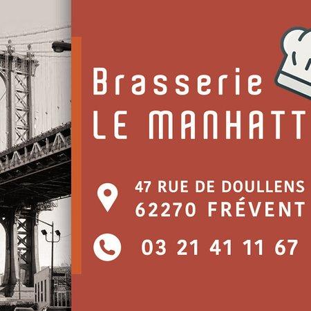 Frevent, ฝรั่งเศส: Le Manhattan