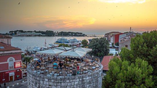 Views Amazing Review Of Torre Rotonda Porec Croatia
