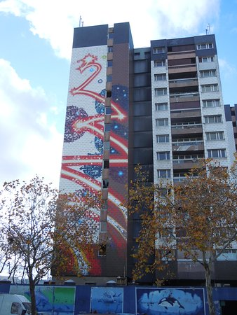Fresque Elevation