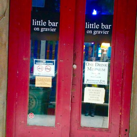 Little Bar on Gravier