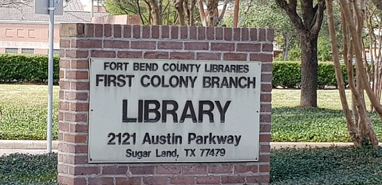 Fort Bend County Library - Sienna Branch