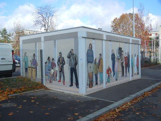 Fresque Multiculture