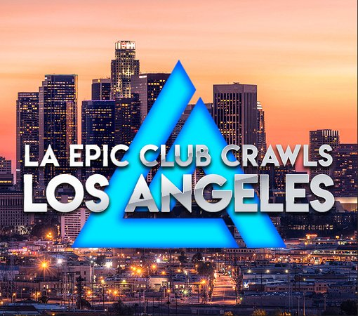 ‪Los Angeles Club Crawl - LA Epic Club Crawls‬