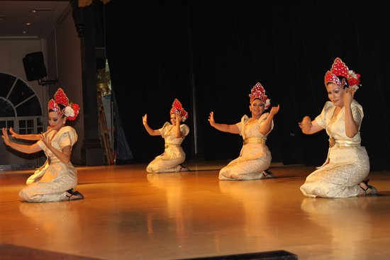 WOW KL: One of the dance routines