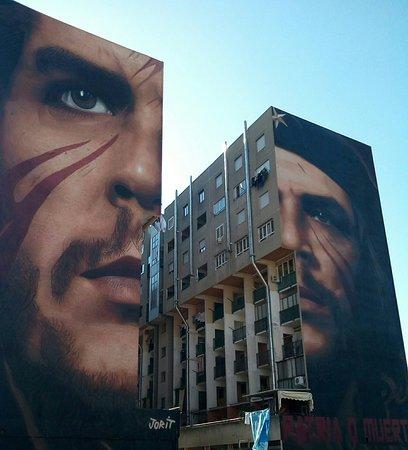 "Murales Che Guevara ""Ernesto"""