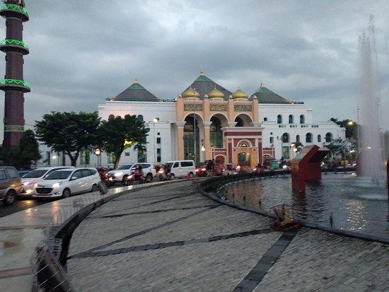 Great Mosque of Palembang Photo