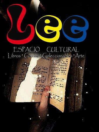 Lee Espacio Cultural Somos una Libreria, Biblioteca y Cómicteca!