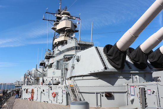 Battleship Wisconsin Image