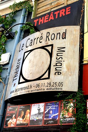 theatre du carre Rond