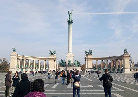Heroes' Square Photo