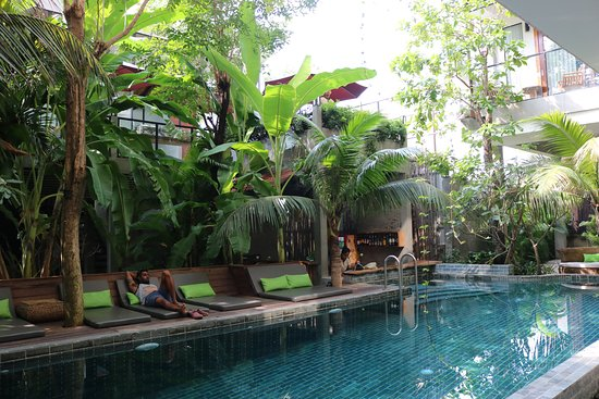 One of the best hotels in Phnom Penh