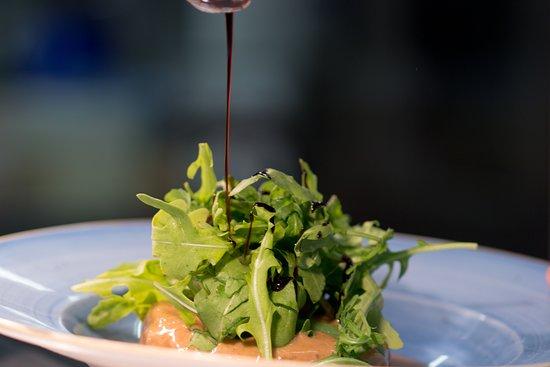 The Crown Stony Stratford: Homemade Vinaigrettes