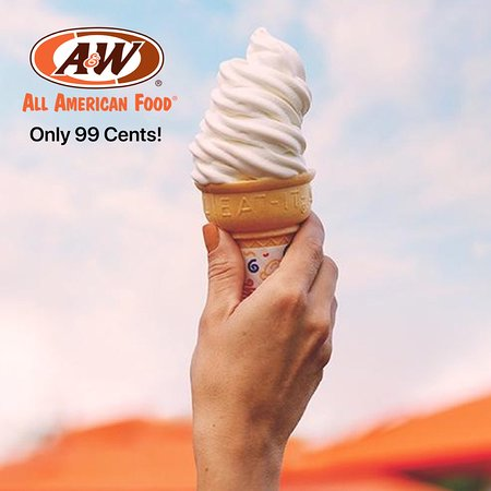 Inver Grove Heights, MN: Ice Cream Cones only 99 Cents!