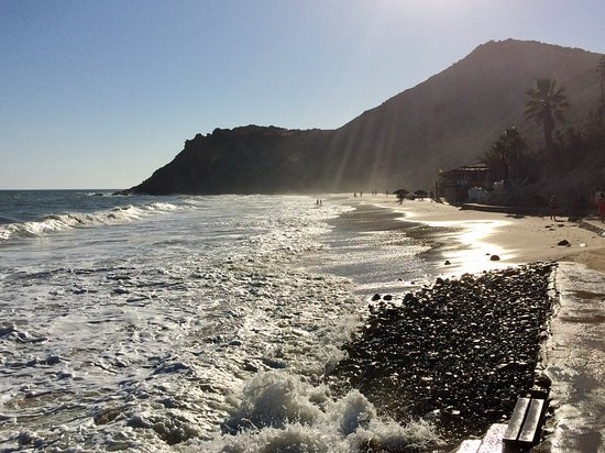 Beach Bar Burgau: Great viewpoints
