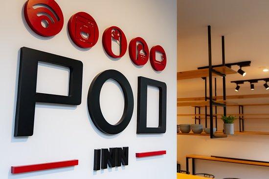 Interior - Picture of Pod Inn, Launceston - Tripadvisor