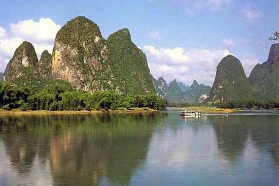 Li River Cruise Full Day Tour of...