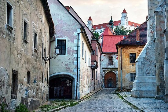 Bratislava City Highlights Walking...