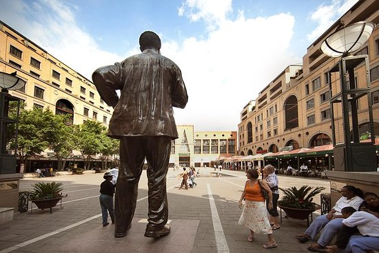 Johannesburg Half-Day Sightseeing Tour