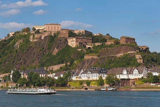 KD Rhein Pass von Koblenz