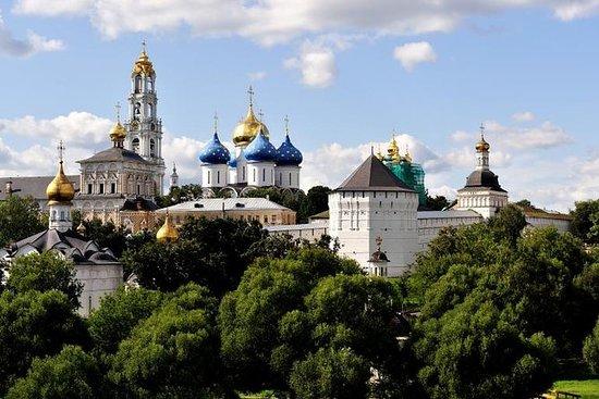 Viagem de um dia a Sergiev Posad...