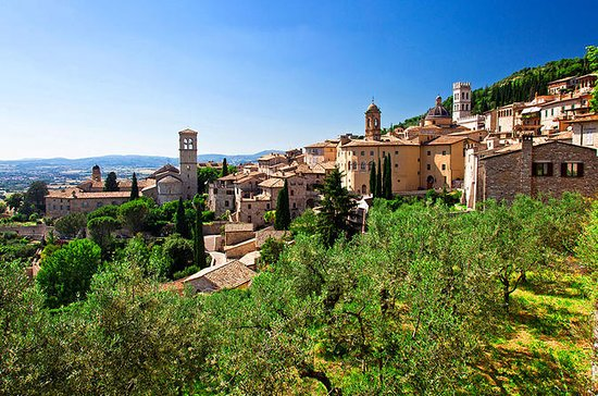 Assisi & Perugia with Chocolate...