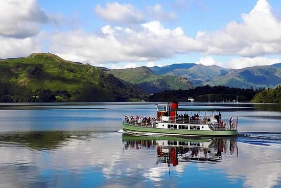 Ullswater Lake Boat Ride
