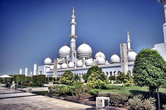 Excursão de dia inteiro por Abu Dhabi...