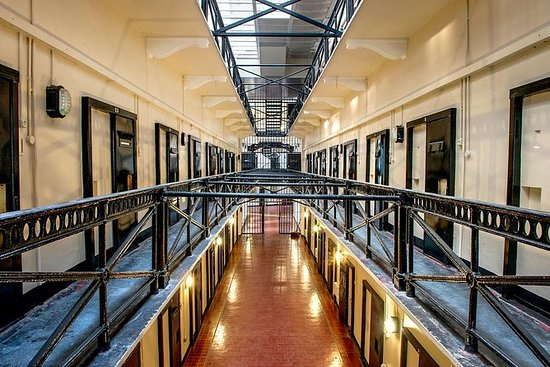 Guided Tour of Crumlin Road Gaol in...