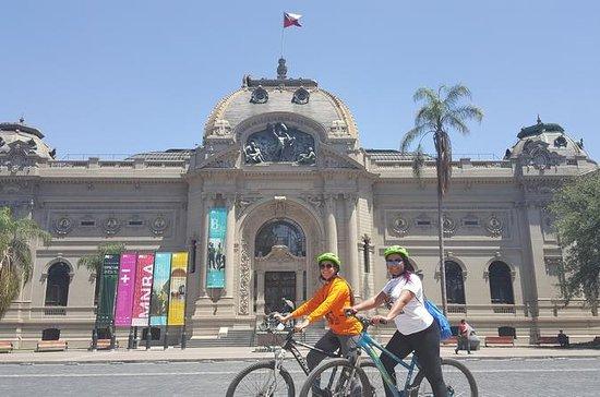 Santiago Center Cultural Bike Tour
