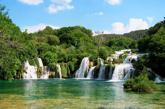 Krka Waterfalls and Sibenik Full Day...