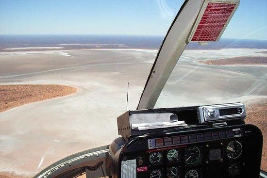Uluru, Kata Tjuta and Lake Amadeus...