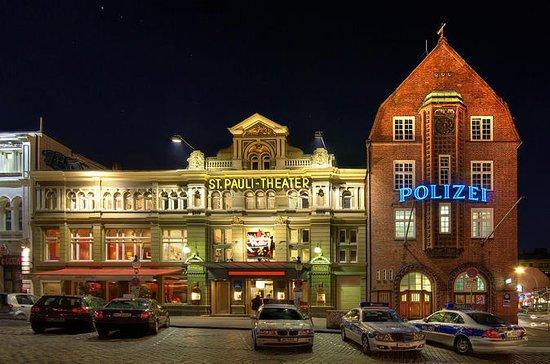 Tour a pie por la noche St Pauli
