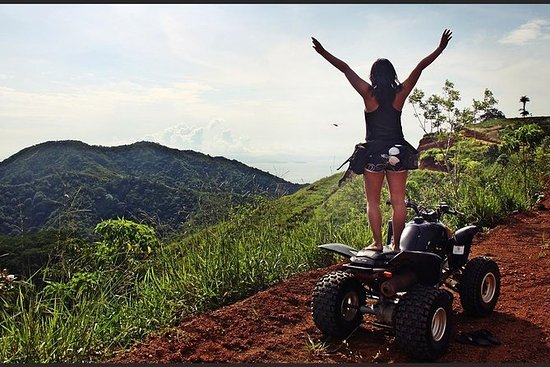 Jaco Canopy Zipline and ATV Combo...